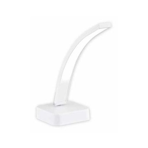 Linea LED lampka biurkowa biała/chrom O2518 L1 BIA