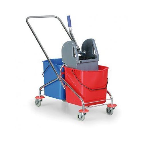Wózek do sprzątania metalowy marki B2b partner