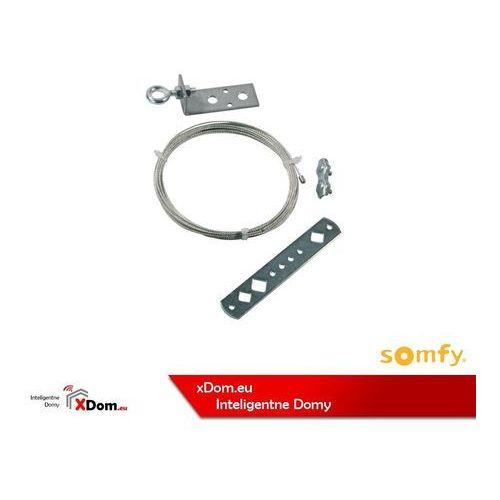 wysprzęglenie manualne napędu z zewnątrz model 9012962 marki Somfy