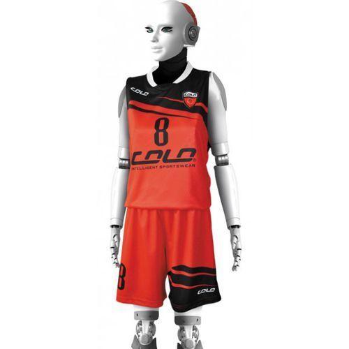 Strój do koszykówki buran pro subli [nadruki gratis] marki Colo