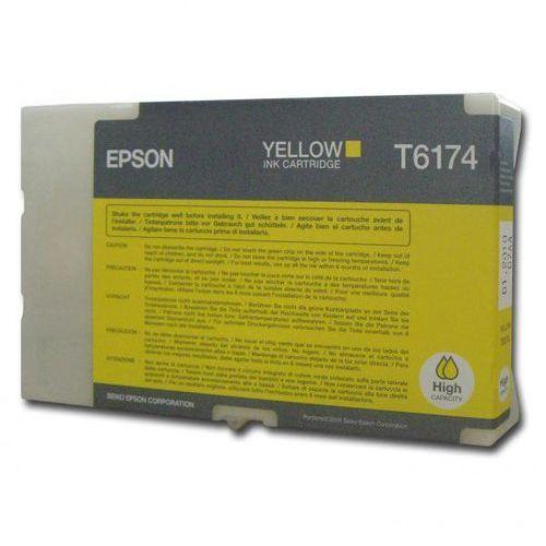 Epson  oryginalny ink c13t617400, yellow, 100ml, high capacity, epson b500, b500dn, kategoria: tusze