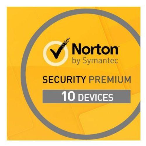 Norton Security 2018 Premium 1 Użytkownik, 10 Urządzeń Odnowienie