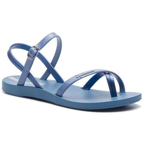 Sandały IPANEMA - Fashion Sand. VII Fem 82682 Blue/Blue 20729, kolor niebieski