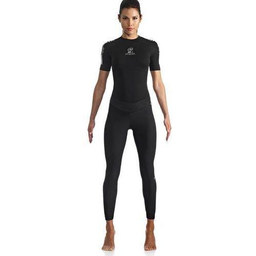assos HL.tiburuTights_S7 Spodenki rowerowe Kobiety czarny XL 2018 Spodnie zimowe (2220000064477)