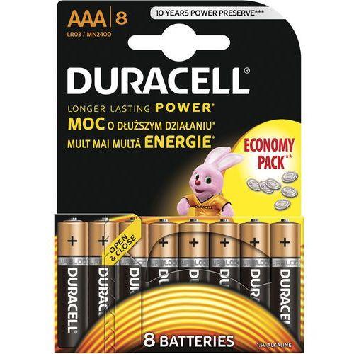 Duracell Bateria basic aaa 8 szt. (5000394203358)