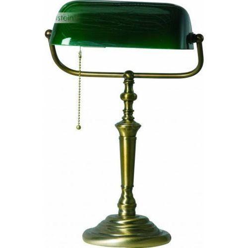 Steinhauer DE RIO lampa bankierska Brązowy, 1-punktowy - Klasyczny - Obszar wewnętrzny - RIO - Czas dostawy: od 3-6 dni roboczych (8712746056792)