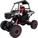 Dickie toys Samochód rc dla początkujących  polaris rock crawler, 1:8, elektryczny, 260 mm, 100% rtr