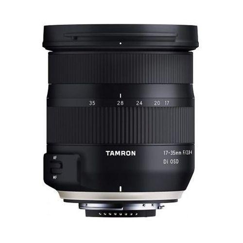 Obiektyw 17-35mm f/2.8-4 di osd czarny darmowy transport marki Tamron