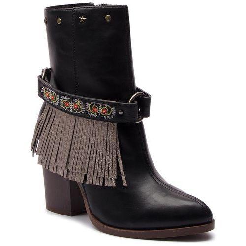 Botki DESIGUAL - Shoes Folk Gipsy Patch 18WSTP06 2000, w 6 rozmiarach