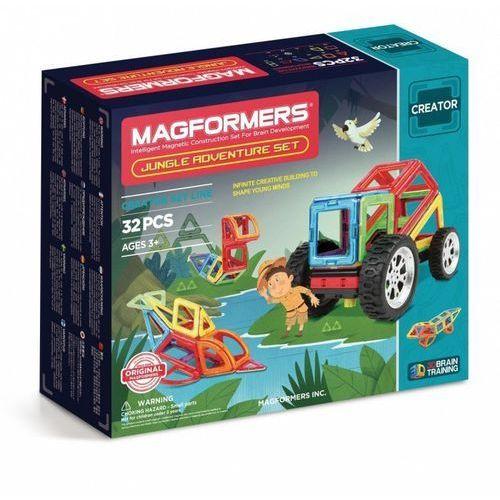 Klocki Magformers Jungle Adventure Set 32