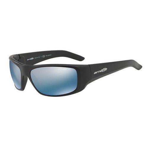 Okulary słoneczne an4182 hot shot polarized 01/22 marki Arnette