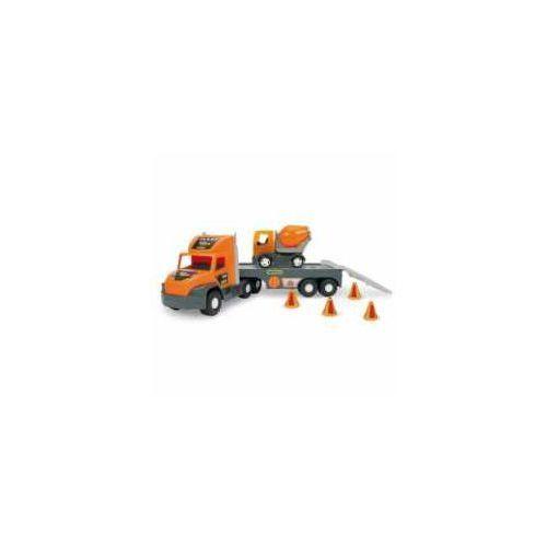 Super Tech Truck laweta z betoniarką, WAD-36750