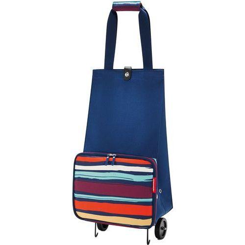 Wózek na zakupy Foldabletrolley Artist Stripes (4012013595189)