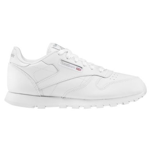 Buty Reebok Classic Leather – Młodzież 50151, kolor biały