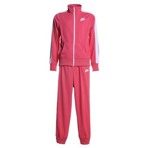 Nike Performance TRACK SUIT TRICOT Dres sea coral/white/sea coral/white