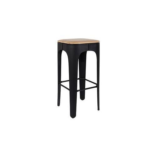 Orange line stołek barowy up-high czarny 1500240 1500240