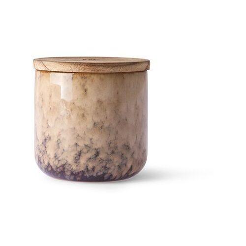 Hkliving ceramiczna świeca zapachowa: casa fruits aka3355 (8718921035682)