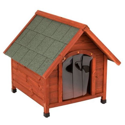 Zooplus exclusive Buda dla psa spike premium komfort - rozm. xl, dł. x szer. x wys.: 112 x 96 x 105 cm (4054651704431)