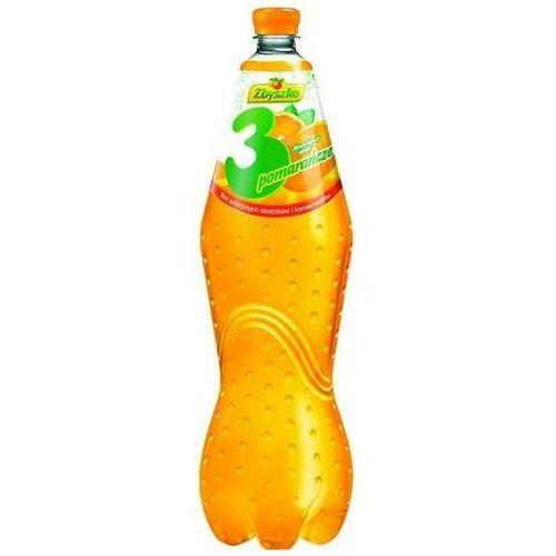 Napój gazowany 3 Pomarańcze 1,75 l Zbyszko z kategorii Napoje, wody, soki