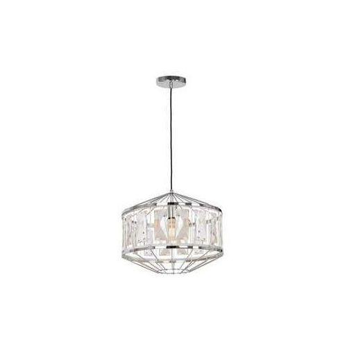 elegance 933 lampa wisząca zwis 1x60w e27 chrom marki Luminex