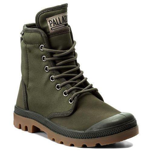 Trapery PALLADIUM - Pampa Solid Ranger Tp 75564-368-M Army Green/Beluga, kolor zielony