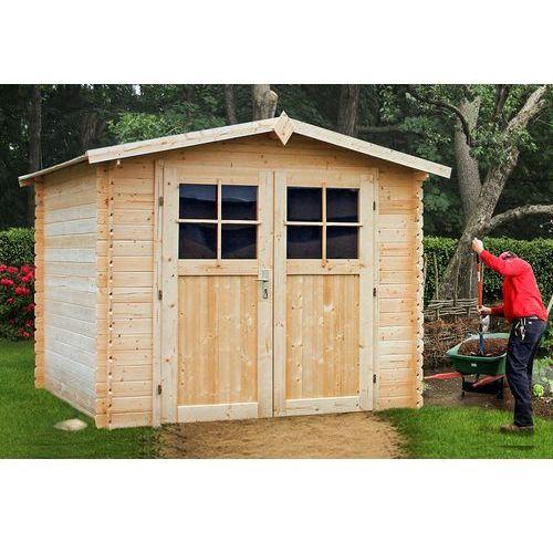 Domek ogrodowy drewniany Złocień, kup u jednego z partnerów