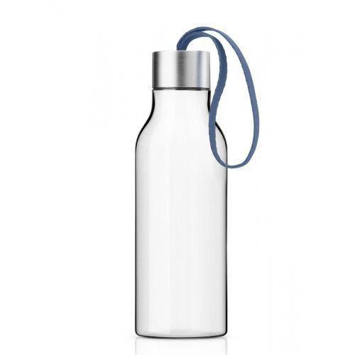 Butelka na wodę z troczkiem Moonlight Blue, 0,7 l - Eva Solo