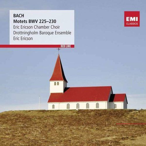 Emi Red line - 6 motets - eric ericson (płyta cd) (5099960230126)