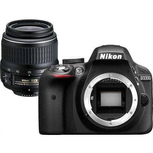 OKAZJA - Nikon D3300