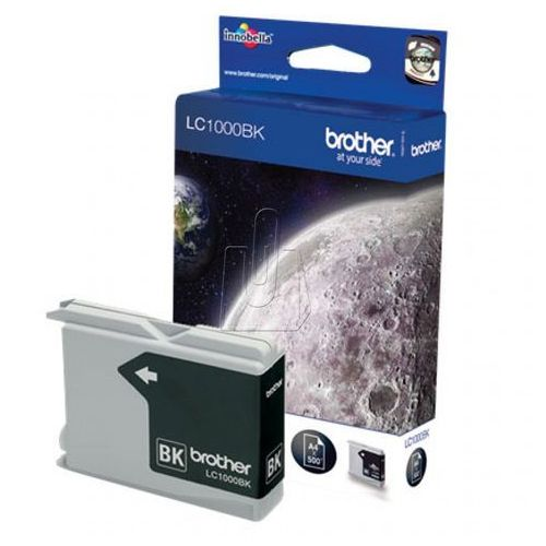 Brother Tusz  lc-1000 /dcp-560cn/ black (4977766643870)