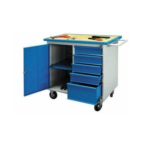 Wózek szafka warsztatowa SZWN 251 na narzędzia mobilny klucz