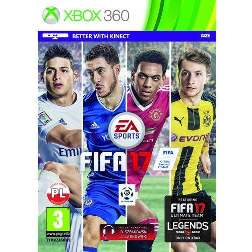 FIFA 17 z kategorii [gry XBOX 360]