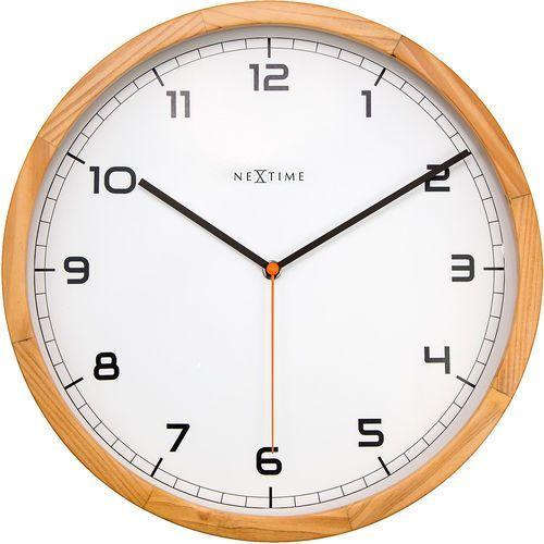Zegar ścienny Company Wood, 3154