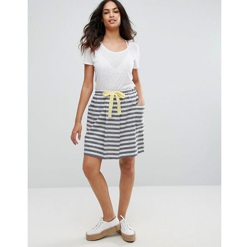 Tommy hilfiger astrid stripe skirt - blue marki Hilfiger denim