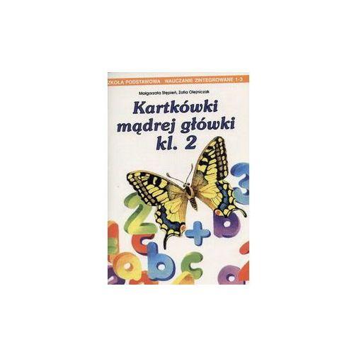 KARTKÓWKI MĄDREJ GŁÓWKI 2 (112 str.)