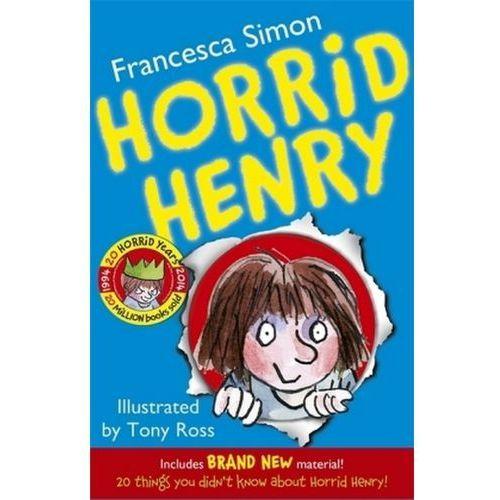 Horrid Henry (9781444013849)
