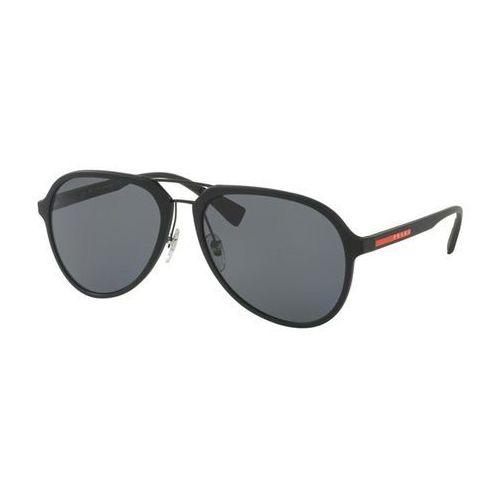 Prada linea rossa Okulary słoneczne ps05rs polarized dg05z1