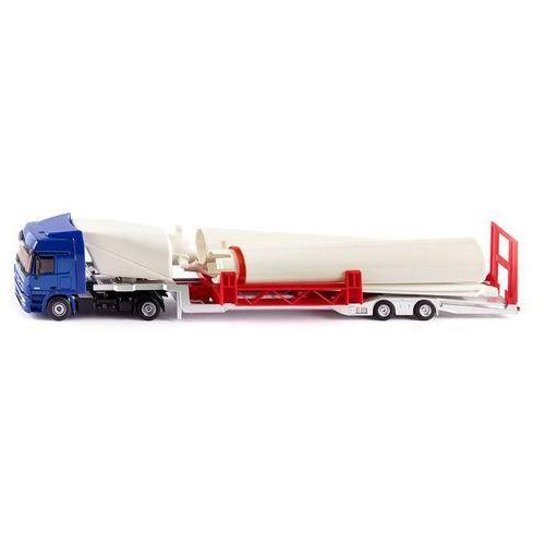 Siku, ciężarówka z siłownią wiatrową - Trefl (4006874039357)