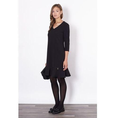 Sukienka model samara 19614 black marki Click fashion