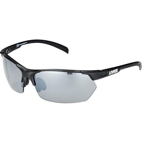 sportstyle 114 okulary rowerowe czarny 2019 okulary sportowe marki Uvex