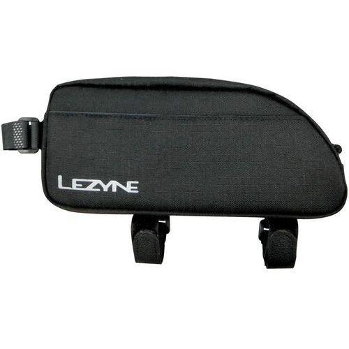 Lezyne energy caddy xl torba rowerowa czarny 2018 torebki na ramę (4712805990634)