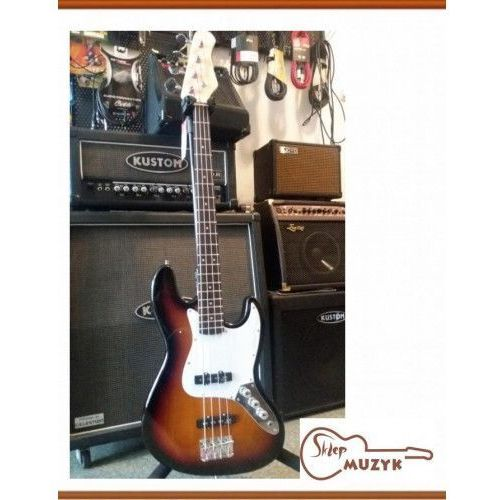 Gitara Basowa STAGG B-300 SB JAZZ BASS