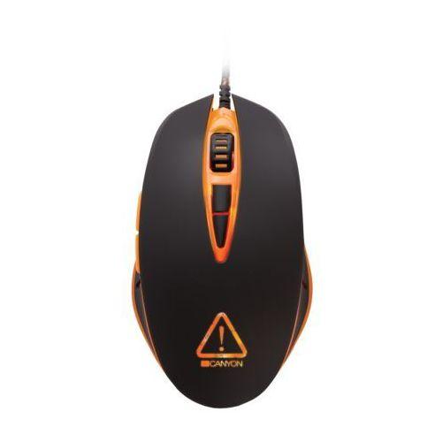 Canyon Mysz optical gaming mouse (cnd-sgm4n) darmowy odbiór w 21 miastach!