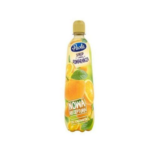 Hoop Syrop paola o smaku pomarańcza 700 ml (5900805004843)