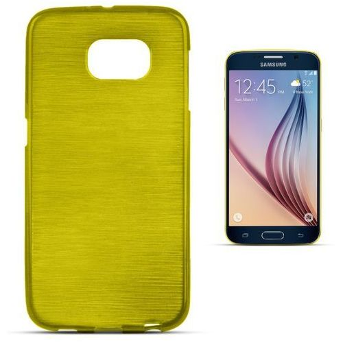 """Forcell """"jelly brush samsung galaxy s6"""" (green) (5901737289933)"""