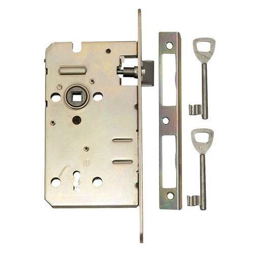 Zamek zastawkowy LOB na klucz 72 / 60 ocynkowany, 20401