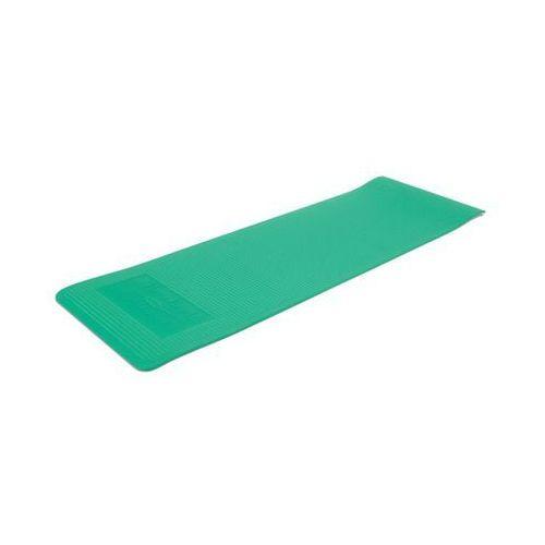 Thera band maty do ćwiczeń, kolor: zielony, wymiary: 190x60x2,5 cm marki Thera - band