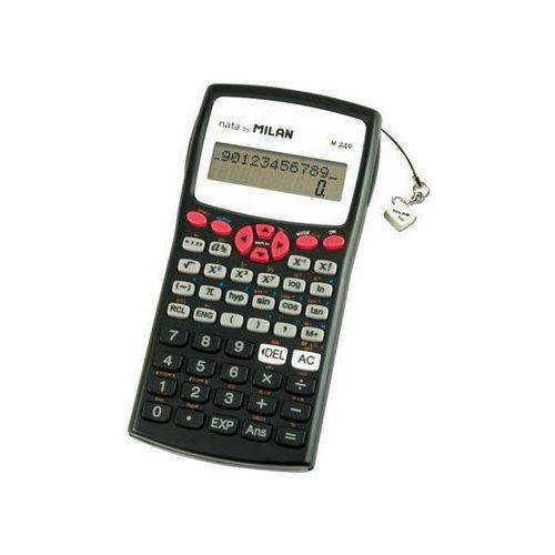 Kalkulator naukowy 240 funkcji czerwony, WIKR-931293