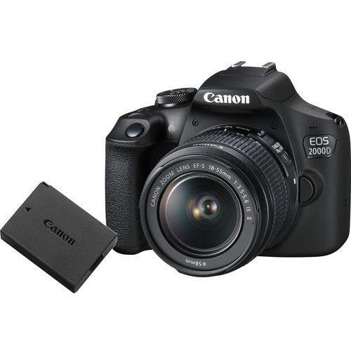 Canon EOS 2000D - OKAZJE