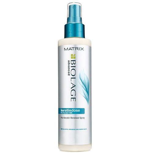 Matrix  biolage keratindose - spray rewitalizujący do włosów uwrażliwionych 200ml